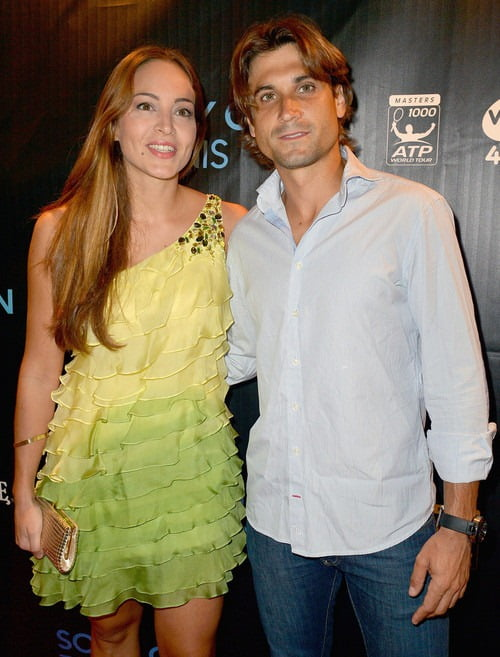 Marta Tornel – David Ferrer's girlfriend