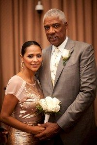Dorys Madden Erving Julius Erving Dr J wedding