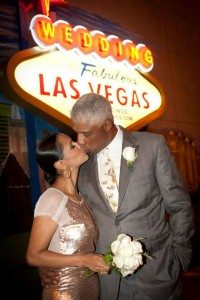 Dorys Madden Erving Julius Erving Dr J wedding pic