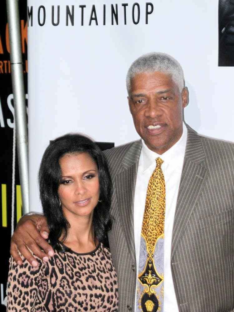 Dorys Madden Erving Julius Erving Dr J wife pic