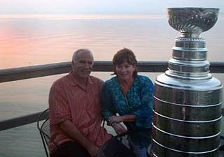 Elizabeth Quenneville- Chicago Blackhawks's Coach Joel Quenneville's Wife