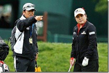 G.H. Nam LPGA Golfer Inbee Park's Boyfriend