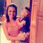 Jason Leffler girlfriend Julianna Patterson pic