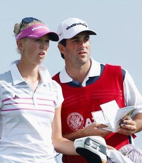Johnny DelPrete- LPGAG Golfer Jessica Korda's Boyfriend