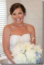 Julie Arrington Bill Haas wedding photo