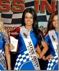 Kirsten Dee James Hinchcliffe girlfriend picture