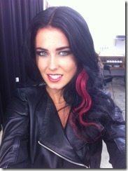 Kirsten Dee James Hinchcliffe girlfriend_pic