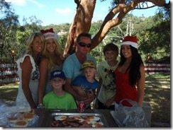 Kirsten Dee family