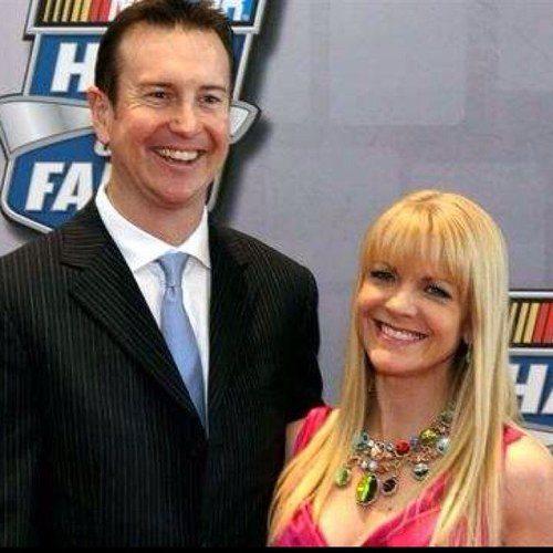 Patricia Driscoll is NASCAR Driver Kurt Busch's Girlfriend