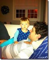 Madeline Sharp Banever Patrick Sharp daughter