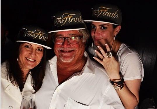 Madeleine Arison – Miami Heat Owner Micky Arison's Wife
