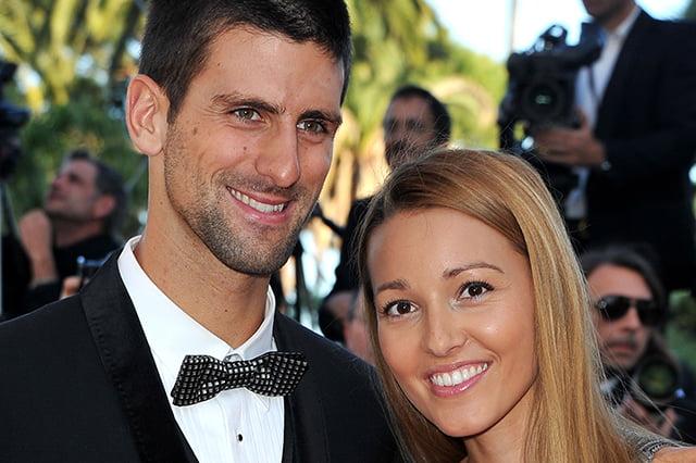 Jelena Ristic,Novak Djokovic wife,Jelena Djokovic