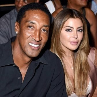 Larsa Younan/ Larsa Pippen Scottie Pippen's Wife