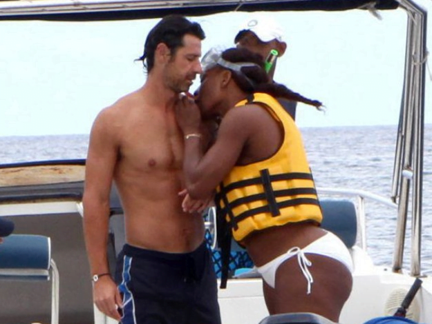 How Old Is Serena Williams Boyfriend - image 10