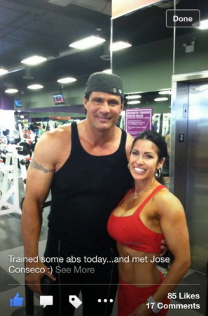 Susie Bell- Jose Canseco's Fake rape Accuser?