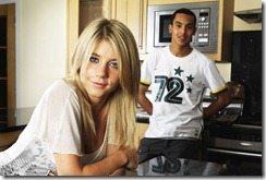 Theo-Walcott-with-Girlfriend