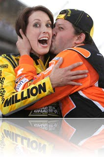 Tony Stewart girlfriend 2013