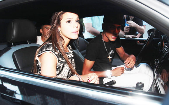 Bruna Marquezine- Barcelona's Neymar's Current Girlfriend ...Bruna Marquezine And Neymar