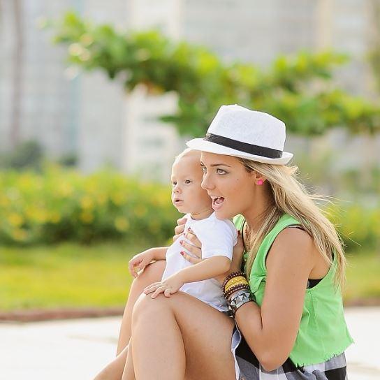 Neymars Baby Mama