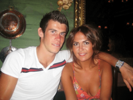 Emma Rhys-Jones is Real Madrid's Hopeful Gareth Bale's Girlfriend