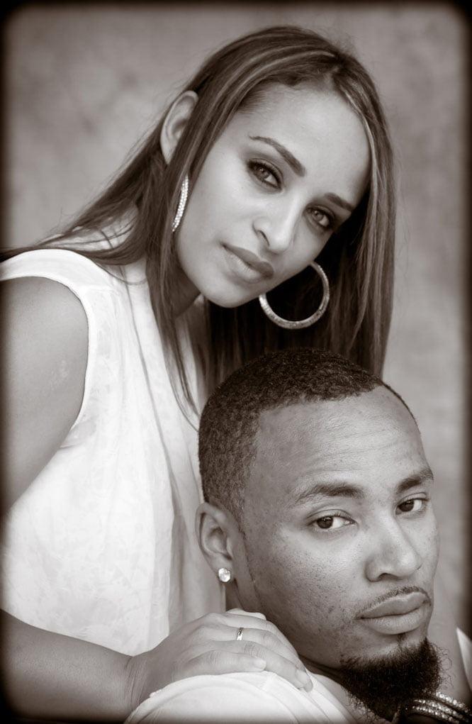 Giovanni Fortes- Miami Heat Rashard Lewis' Wife