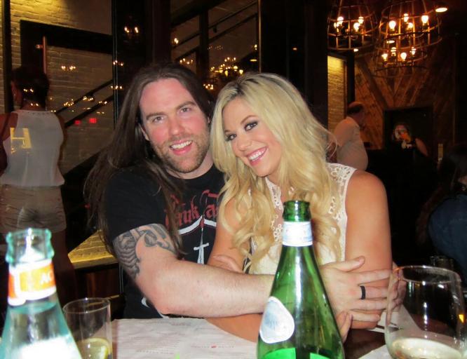 Mark Lewis- TNA Diva Taryn Terrell's boyfriend!