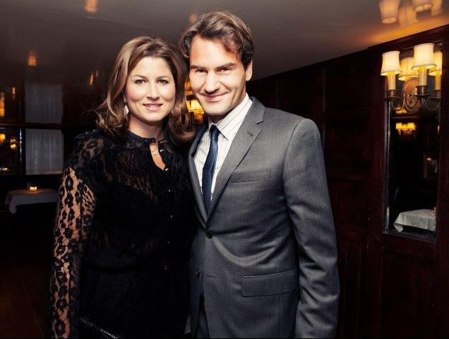 Mirka Federer- Tennis Player Roger Federer's Wife