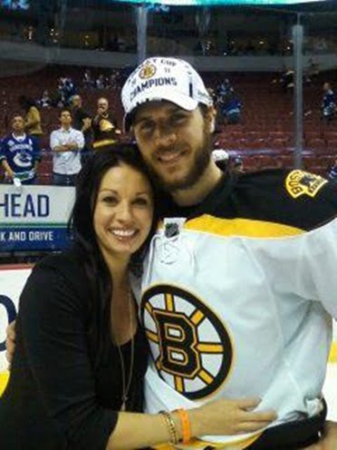 Naomi Starr- Boston Bruins David Krejci's girlfriend