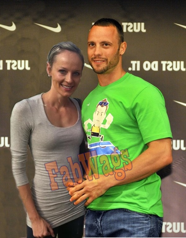Claudia Viljoen- Oscar Pistorius' Training Partner