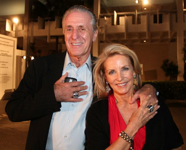 Chris Rodstrom  Miami Heat' Pat Riley's Wife