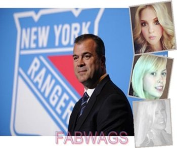 Andreane and Janie Vigneault- NY Rangers Coach Alain Vigneault's Hot Daughters