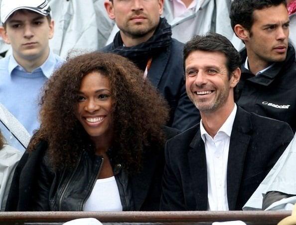 Patrick Mouratoglou- Serena Williams' Boyfriend