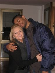 spurs Gary Neal wife Leah Neal-pics