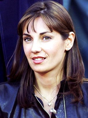 Veronique Zidane- Zinedine Zidane's Wife!