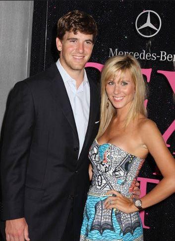Eli manning dating