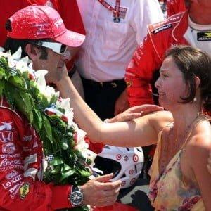 Dario Franchitti New Girlfriend Picture X on Nascar Racing