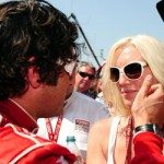 Dario Franchitti girlfriend 2013 photos