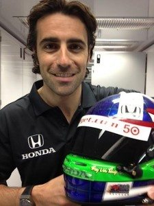 Dario Franchitti girlfriend 2013 picture