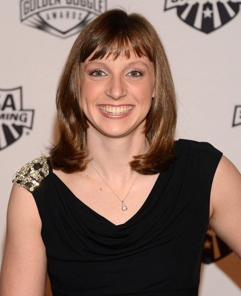 Ledecky is bringing home the gold medal once again as she defeated her