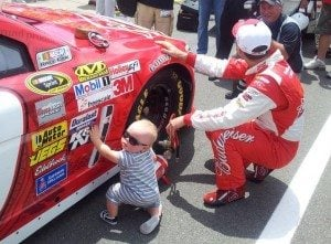 Kevin Harvick son picture