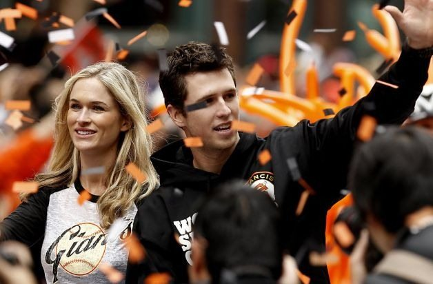 Kristen Posey Buster Posey Wife