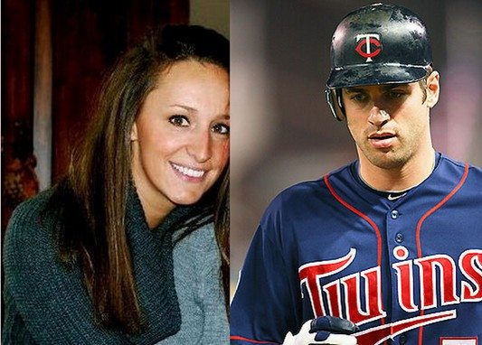joe mauer wife