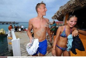 Marcel Kittel girlfriend Kristin
