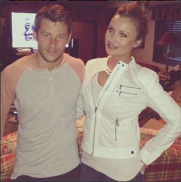 Marta Krupa- F1 Marco Andretti's Girlfriend [PHOTOS]