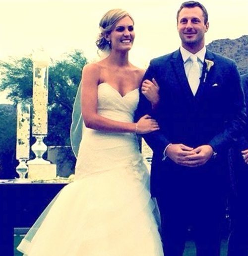 max-scherzer-erica-may-wedding-photo
