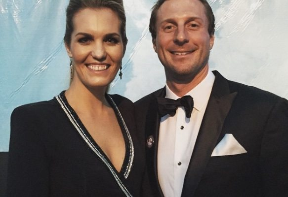 Erica May Scherzer MLB Pitcher Max Scherzer's Wife