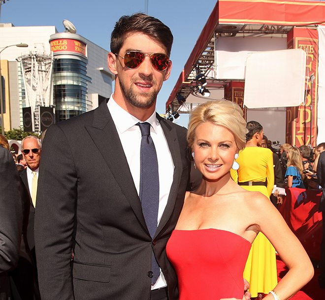 Win McMurry Is Michael Phelps' Girlfriend (PHOTO)