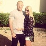 Mike Trout girlfriend Jessica Tara Cox pics