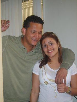 Rosangel Cabrera MLB Player Miguel Cabrera's Wife