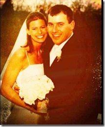 Ryan Newman Krissie Boyle Newman wedding